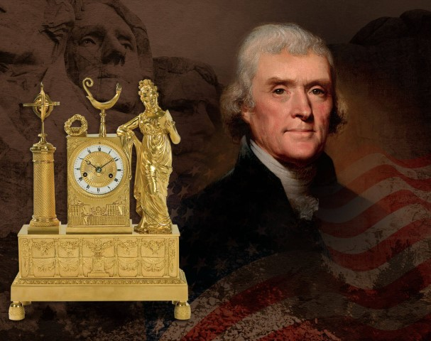 The Timepieces of Thomas Jefferson: A Founding Father's Fascination with Horology