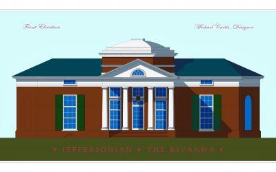 House Plan #17C: The Rivanna