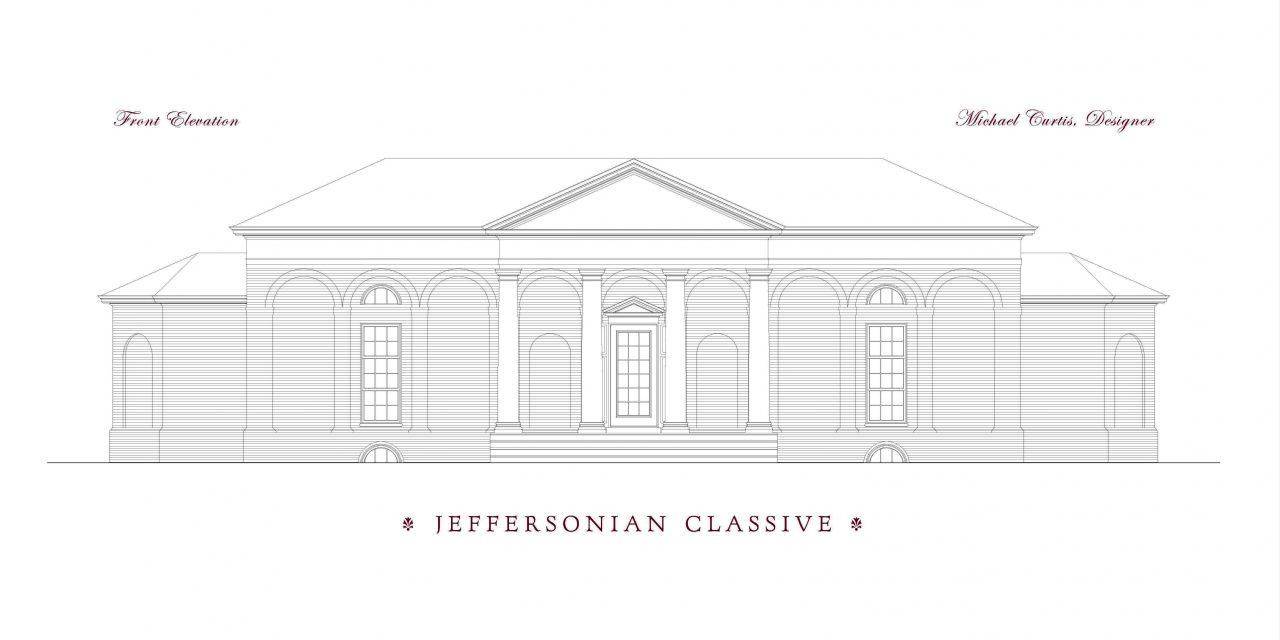 House Plan #17D: The Lawn