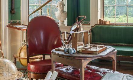 Thomas Jefferson's Private Rooms, Et Alia