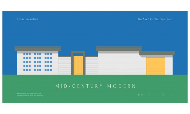 Mid-Century Modern: The Palm Springs, #55